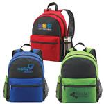 Terrapin Custom Back to School Backpacks - screened or embroidered