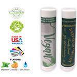 Vegan Lip Balms with Custom Logo