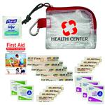 Hi Viz Travel First Aid Kits Custom Printed