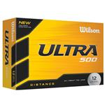 Wilson Ultra 500 Golf Ball Distance
