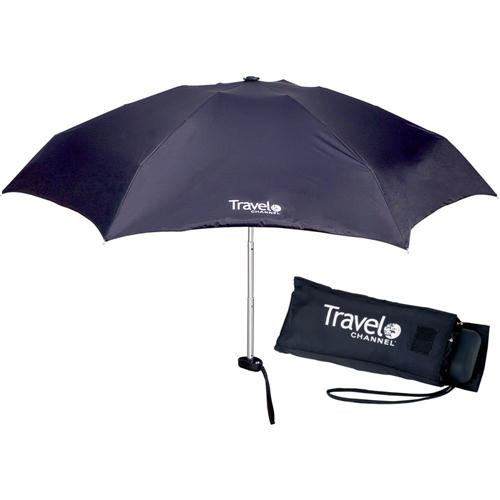 Peerless 43 Arc auto open folding umbrella with/ Chinook Silhouette