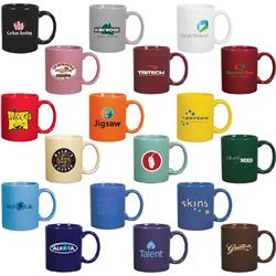 11 oz C Handle Sale Mugs