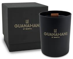 14oz. Black Matte Candle with LUX Box customized with your logo