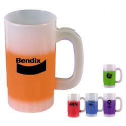 14 oz Mood Plastic Beer Steins