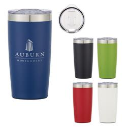 20 Oz. Two-Tone Himalayan Tumbler Travel Mug customized with your Logo by Adco Marketing