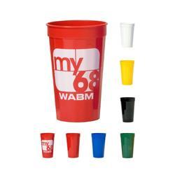 22 oz. Fluted Stadium Cups