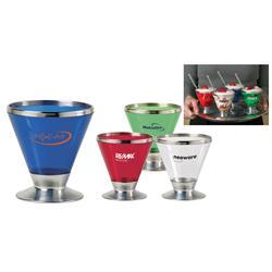 7 oz. Fusion Martini Glass