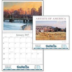 Artists of America Custom Wall Calendars