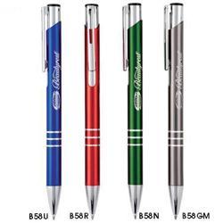Aura Comfort Aluminum Ballpoint Pen