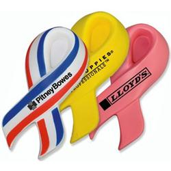 Awareness Ribbon Stress Relievers