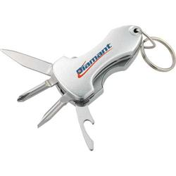 Custom Multitool Keylight and Promotional All in One Tool by Adco Marketing