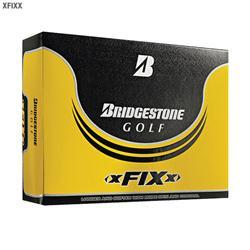 Custom Bridgestone xFixx Balls
