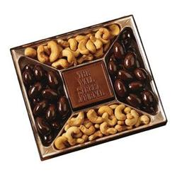 Chocolate & Nuts Custom Gift Box - Small