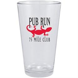 16 Ounce Pint Glasses