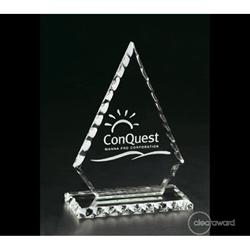 Clear Crystal Award Conquest