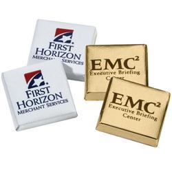 Custom Chocolate Squares