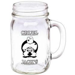 Custom Mason Jar Style Mug 16 oz.