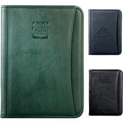 DuraHyde Padfolio, Custom Zippered Padfolios