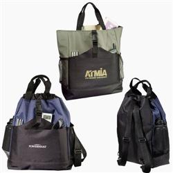 Eclipse Custom Backpack Totes