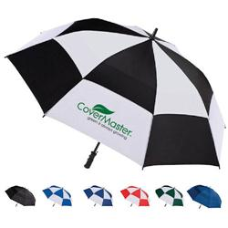 totes Stormbeater Golf Umbrellas with Golfer Imprint