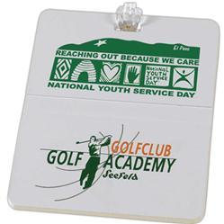 Golf Bag Tags - Rectangle
