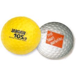 Golf Ball Stress Balls