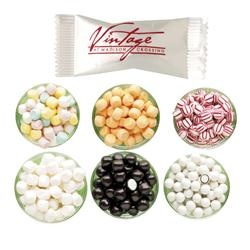 Hospitality Mints Individually Wrapped Soft Candies