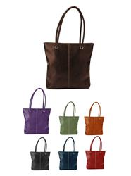Lamis Soft Litchi Custom Totes, Promotional Lamis Tote Bags