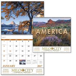 Landscapes of America Value Appointment Calendars