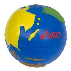 MultiColor Earth Stress Balls