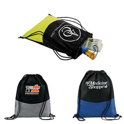 Non Woven Drawstring Backpacks - Recylable