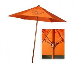 7 ft. Custom Market Umbrella