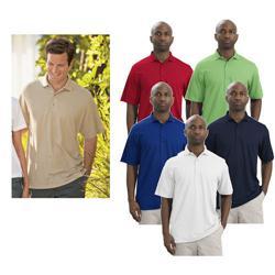 Port Authority Bamboo Blend Pique Sport Shirts