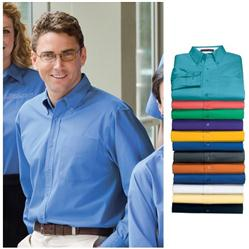 Port Authority Long Sleeve Easy Care Shirts