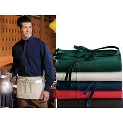 Port Authority Waist Aprons with Pockets