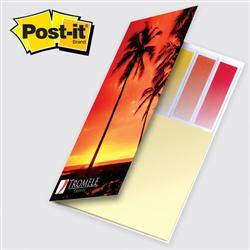 Post-it® Custom Printed Personal Organizer Paks