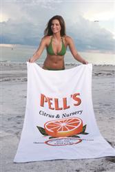 "Premium Weight Beach Towels 35""x70"" 20lbs/doz"