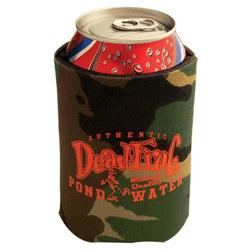 Camouflage Custom Kan Cooler or Can Cooler Koozie