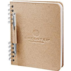 Recycled Cardboard Eco Journals