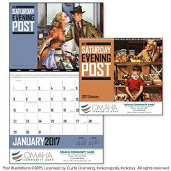 Saturday Evening Post Wall Calendar