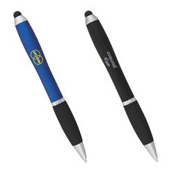 Scripto Tech Dual Ballpoint Pen and Stylus Custom Imprinted