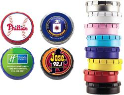 Custom Snap Top Lip Balm Tins, Promotional Lip Balm Tin Personalized