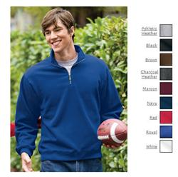 Sport-Tek  1/4 Zip Silk Screened Sweatshirts