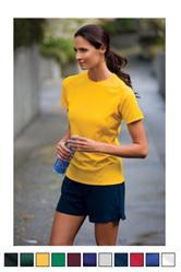 Sport-Tek Ladies Dry Zone Raglan Accent Custom T-Shirts