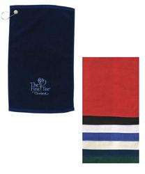 Velour Golf Towels