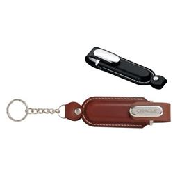 USB Executive Flash Drives in Leather
