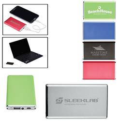 Ultra Slim Power Bank UL Certified 2200 mAh Metal Body