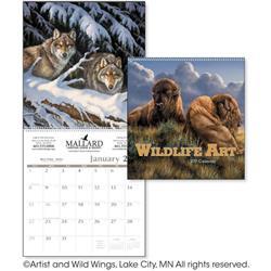 Wildlife Art Executive Promotional Calendars