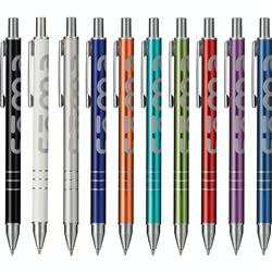 ace custom logo ballpoint pens