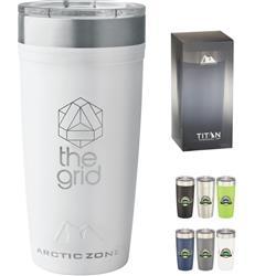 Arctic Zone Titan Vacuum Tumbler and Travel Mug with your Custom Logo